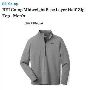 Men's long sleeve base-layer